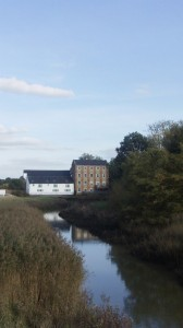 Fingringhoe mill