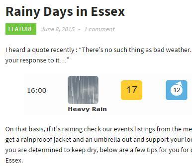 Rainy days in essex essex days out solutioingenieria Images