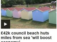 maldon beach huts