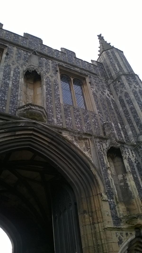 Colchester St Johns Abbey Gatehouse (2)