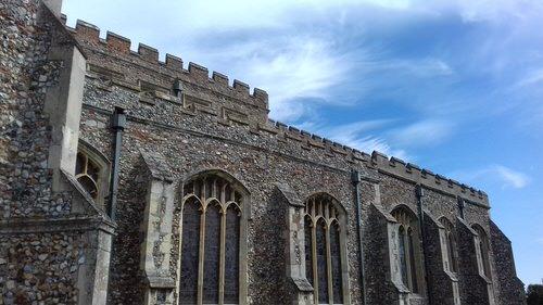 Suffolk Walking Festival : Constable Churches