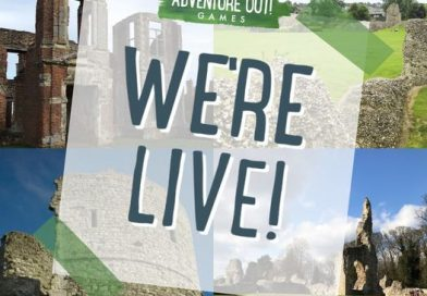 New Destination : Adventure Out Game Hadleigh Castle